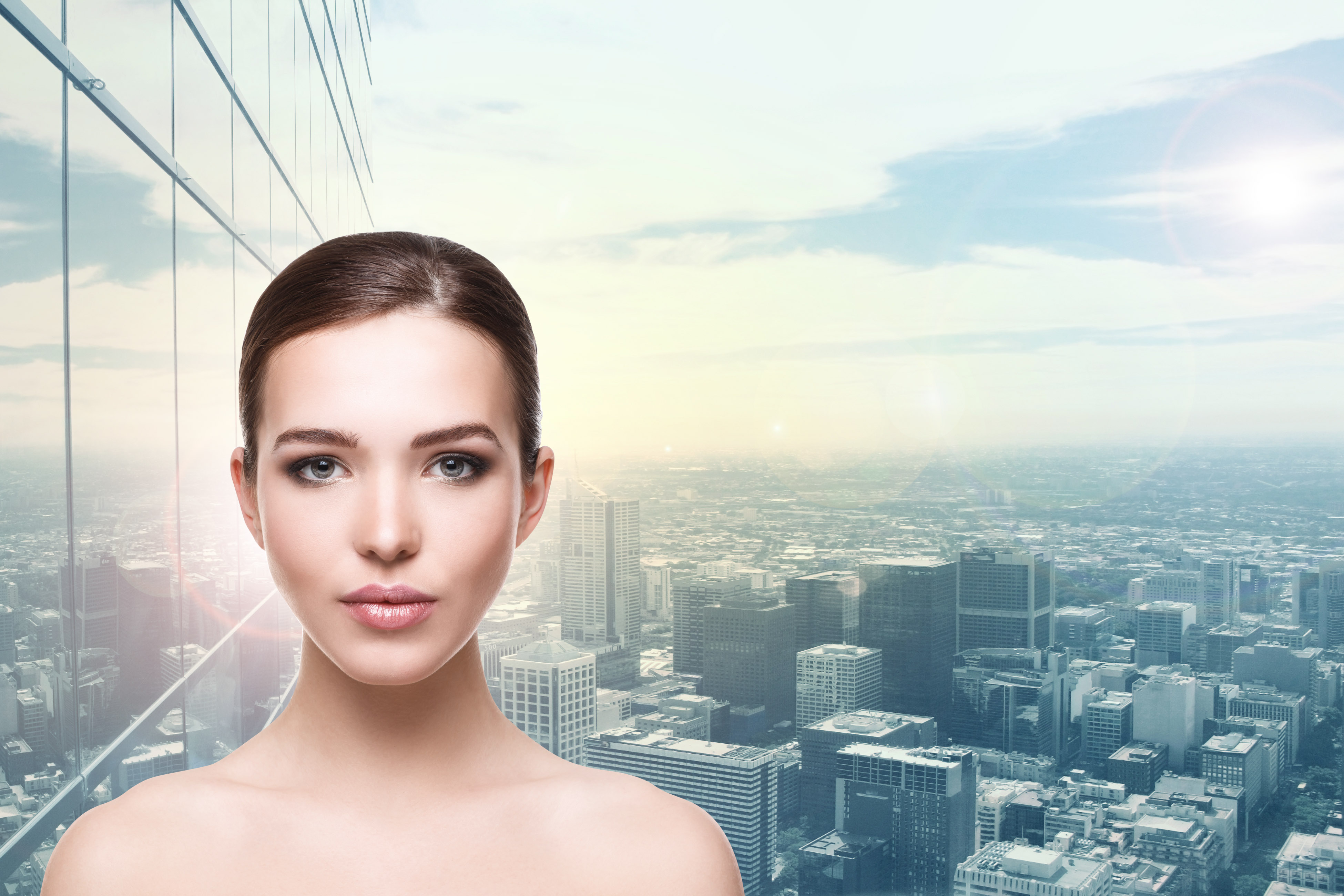 Skin protection against pollution… New survey