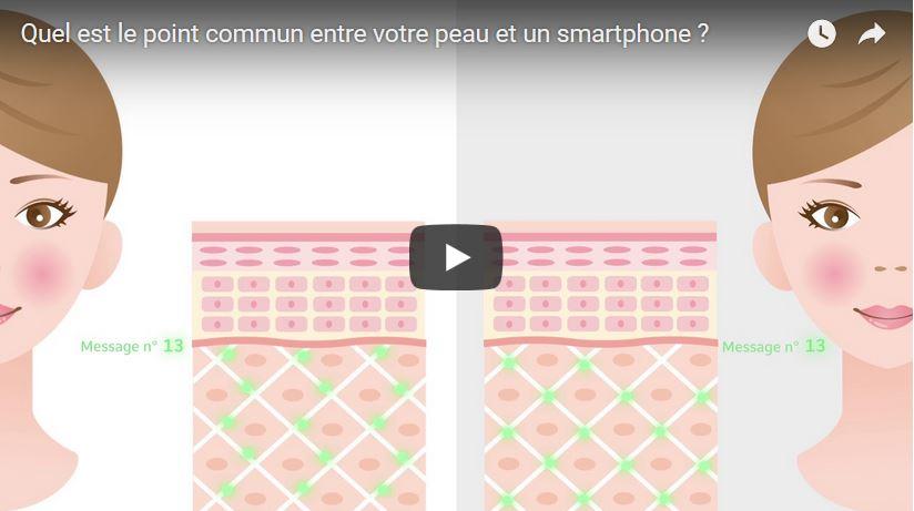 Quel est le point commun entre votre peau et un smartphone ?